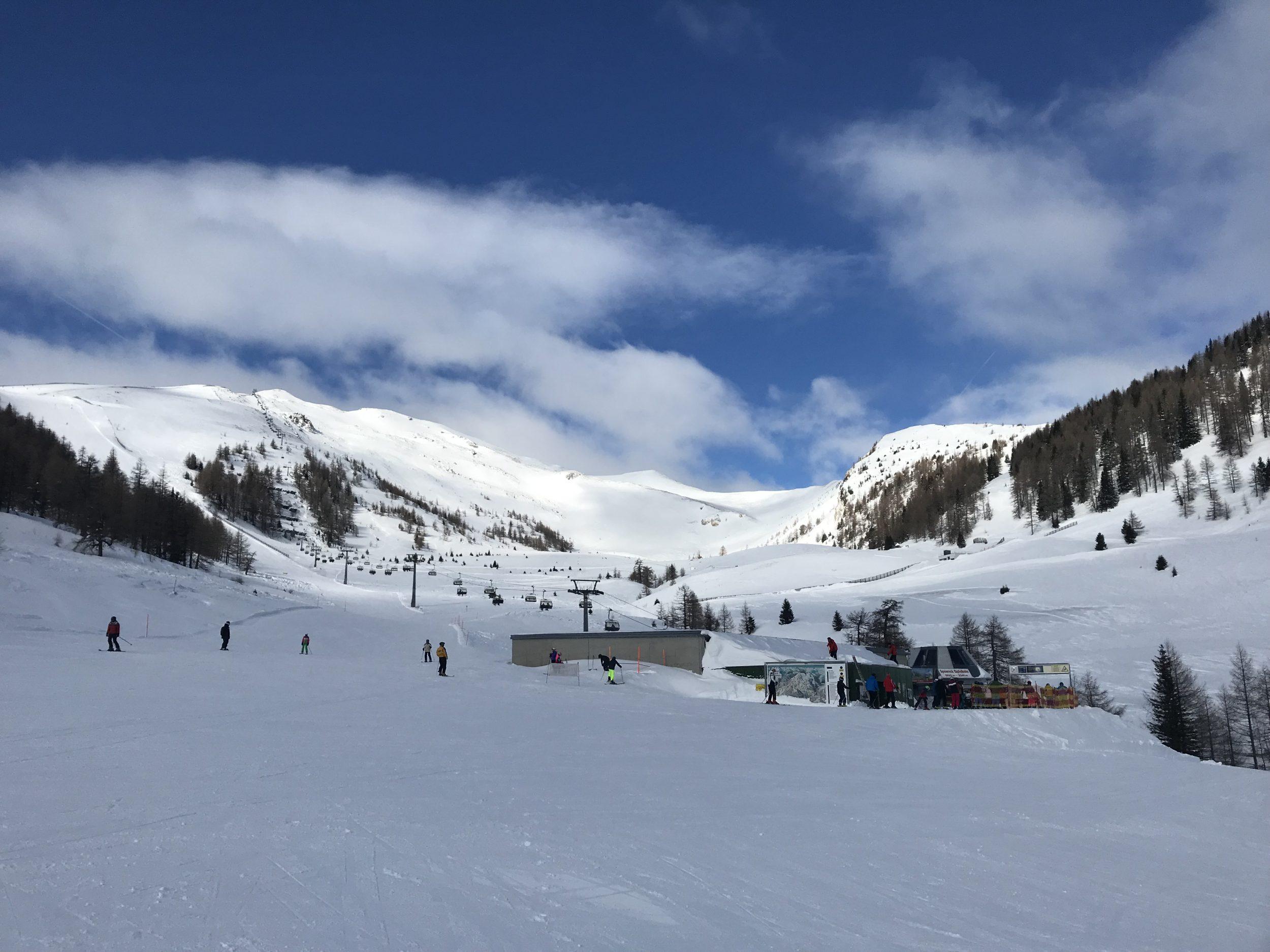 Austrijski Lungao – skijanje  i u aprilu